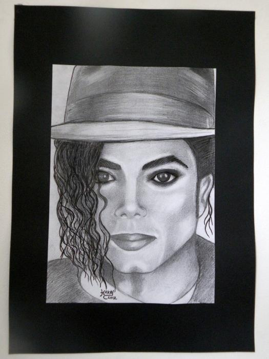 Michael Jackson by HARRY